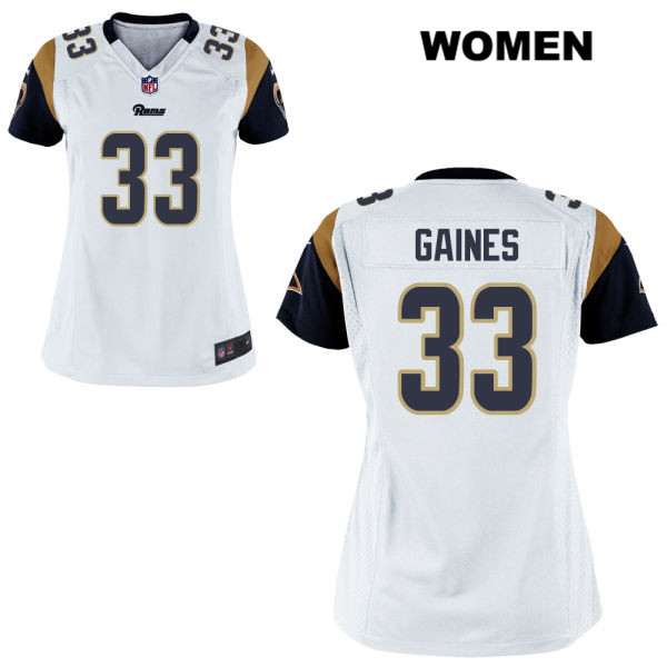 E.J. Gaines Jersey