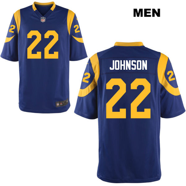 trumaine johnson rams jersey